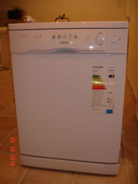 manuel utilisation lave vaisselle coldis