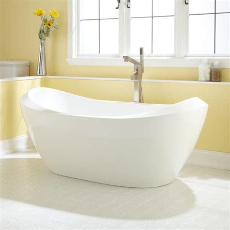 tub image 67 quot halsey acrylic tub bathroom