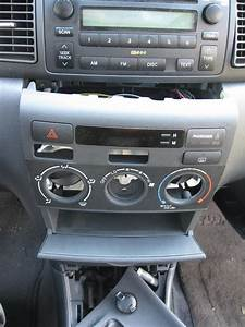 2006 Toyota Corolla Radio Fuse Location