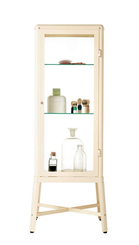Ikea Schrank Metall by Ikea Fabrikor Glass Door Cabinet Furniture Metal