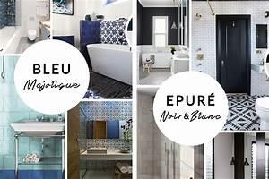 Déco Salle De Bains : d coration deux inspirations pour ma salle de bain ~ Melissatoandfro.com Idées de Décoration