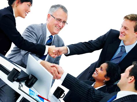 Business Partnership With An It Company