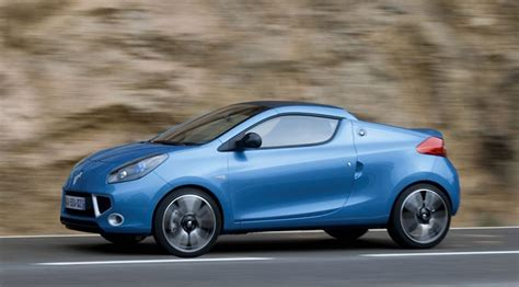 renault wind roadster  review car magazine