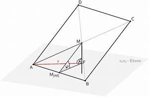 Mittelpunkt Einer Strecke Berechnen : aufgabe f geometrie 1 mathematik abitur bayern 2017 b ~ Themetempest.com Abrechnung