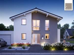Moderne Häuser Mit Grundriss : kern haus familienhaus vero ~ Bigdaddyawards.com Haus und Dekorationen