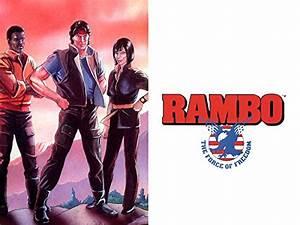 Amazon Com  Rambo  The Force Of Freedom