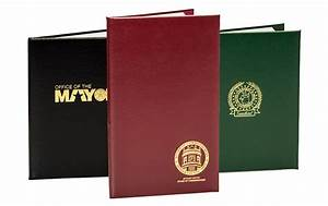 custom presentation folders foster gordon mfg corp With custom document folders