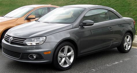 Vw Eos 2011 by 2011 Volkswagen Eos Pictures Information And Specs