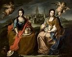 File:Santas Justa y Rufina, de Juan de Espinal ...