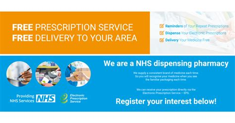 So people ask many questions: Our prescription service is designed to work around you.