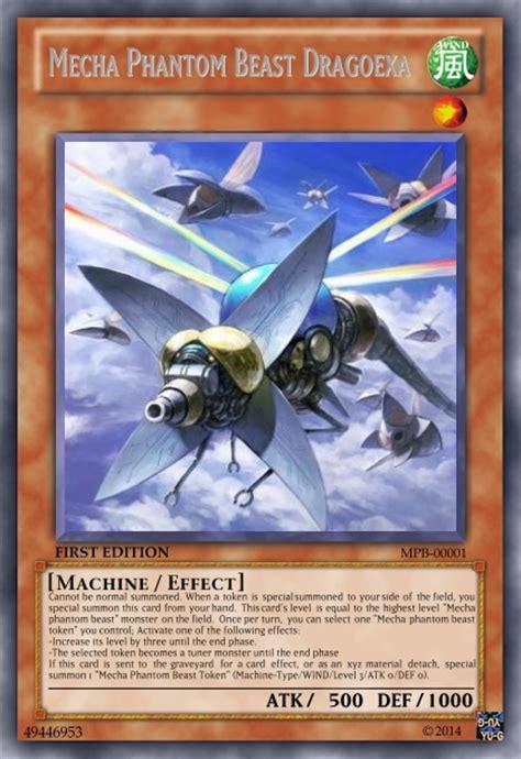 mecha phantom beast support advanced multiples yugioh