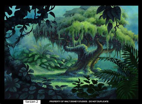 ArtStation - YOHALIN bernard production background on the ...