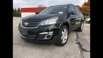 2017 Chevrolet Traverse Ltz Awd