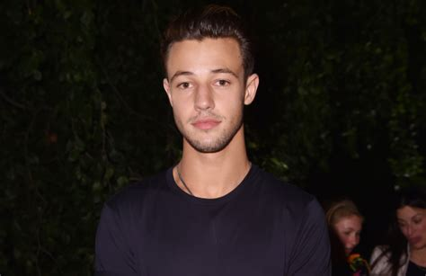 foto de Cameron Dallas on Acting Crying on Cue Fashion and Music