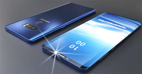 samsung galaxy note 9 surfaces with 4000mah battery 6gb ra and gt