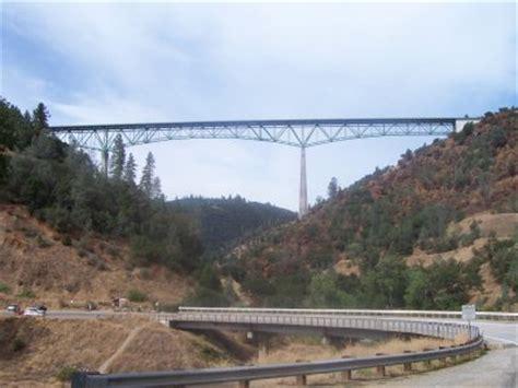 Bridgehunter.com | Auburn-Foresthill Bridge