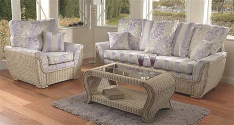 Paint Or Varnish Faded Natural Rattan Conservatory