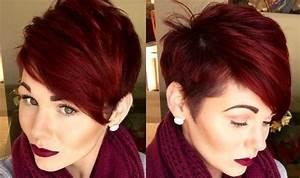 Couleur Cheveux Tendance : 10 magnifiques couleurs pour vos cheveux courts tendance ~ Nature-et-papiers.com Idées de Décoration