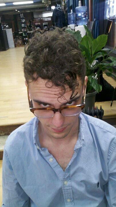 curly mens cut  jade mens hair permed hairstyles