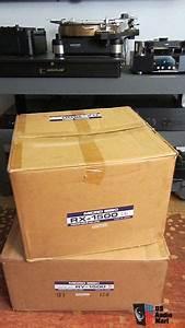 Micro-seiki Rx-1500vg - Air Platter - Original Boxes - Users Manual - Extras Photo  856681