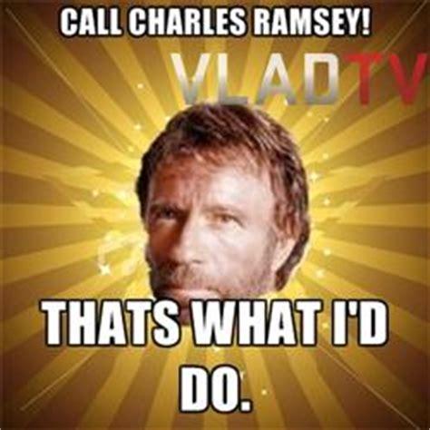 Charles Ramsey Meme - exclusive cleveland kidnap hero charles ramsey s a meme sensation