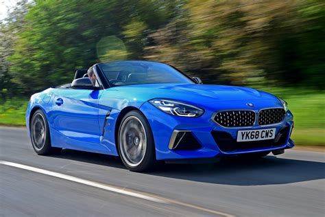 new bmw z4 m40i 2019 review auto express