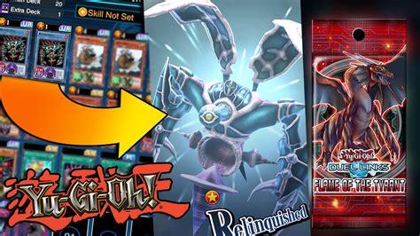 top tier decks yugioh duel links best relinquished deck yugioh duel links world