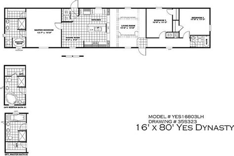 mobile home floor plans  home plans design