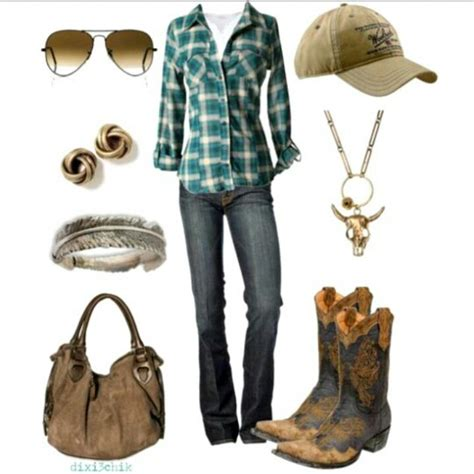 17 Best images about Country rock style on Pinterest | Rock roll Country outfits and Dress styles