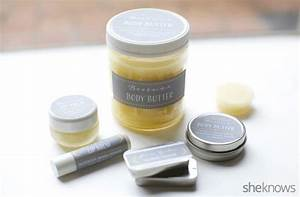 3 diy beauty recipes that use beeswax to heal dry skin With diy product labels