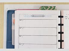 Planner Templates, 55 x 85 Amanda Hawkins Ahhh Design
