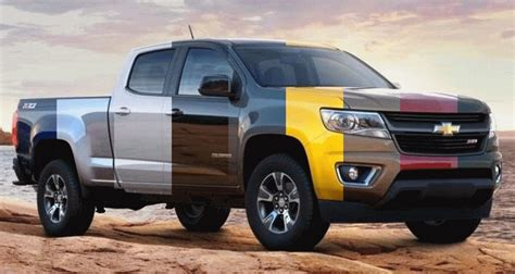2015 chevy truck colors updated with pricing and colors 2015 chevrolet colorado