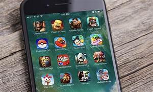 Top Mobile Games Of 2019 Poku00e9mon Go Conquered Clash
