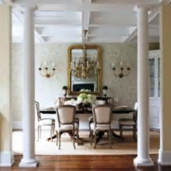 decorating ideas for dining rooms wall decoration ideas for dining room with big mirror diningroomstyle com