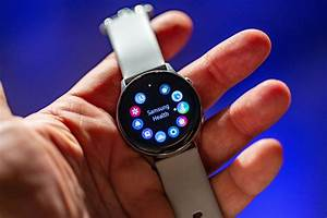 Samsung Galaxy Watch Active  Small  Smart  Sporty