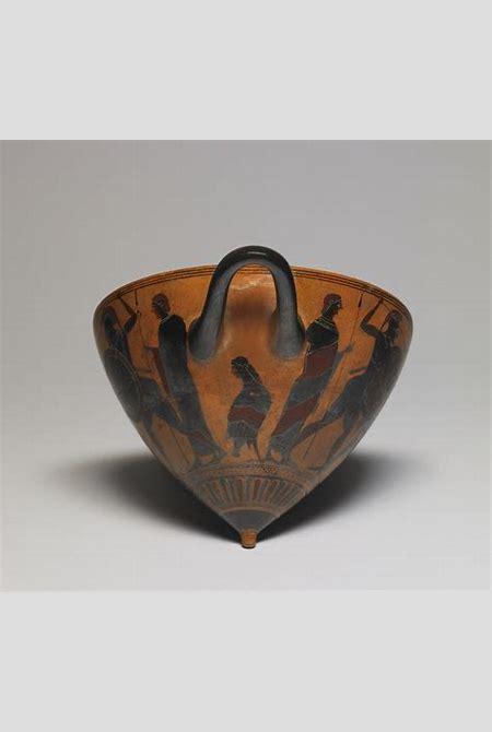 "File:Greek - Black-figure ""Mastos"" with Combat Scenes - Walters 48223 - Side B.jpg - Wikimedia ..."
