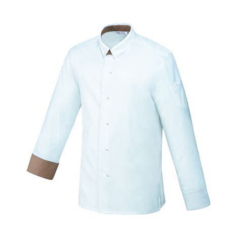 veste de cuisine mixte vego robur