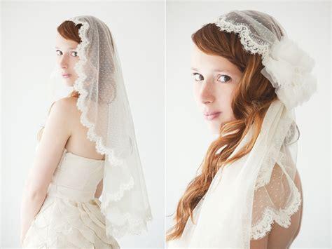Wedding Accessories Spotlight Etsy Bridal Headpieces Polka