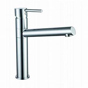 Robinet Pour Lavabo : robinet mitigeur rehauss pour lavabo vasque garis ondys ~ Edinachiropracticcenter.com Idées de Décoration