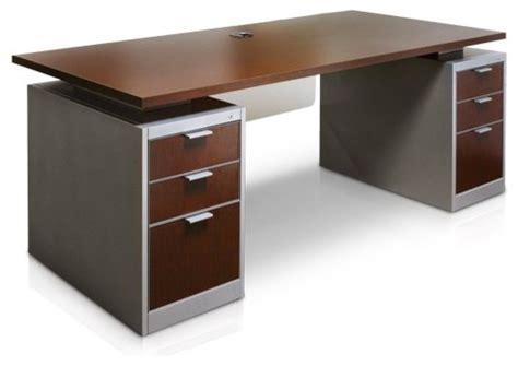bureau desk modern e2 office desk traditional desks and hutches