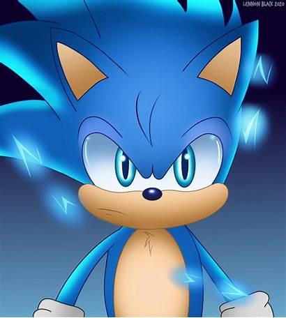 Sonic Newgrounds Hedgehog Lennonblack Loved Hate Saw