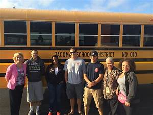 2015 Stuff the Bus Campaign - Communities In Schools of Tacoma