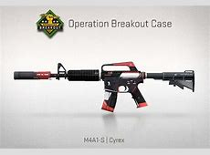 CounterStrike Global Offensive Operation Breakout Case