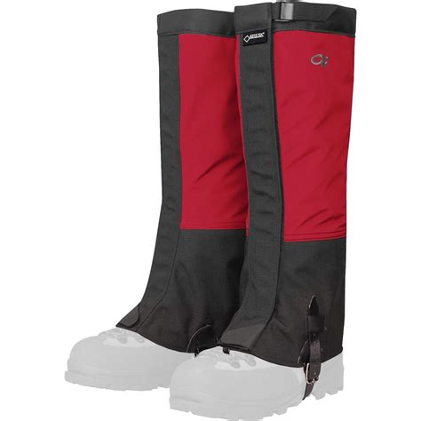 outdoor research crocodiles gaiter backcountrycom
