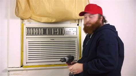 secure  window air conditioner