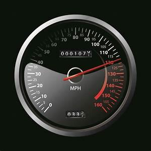 Speedometer vector set 01 - Vector Car free download