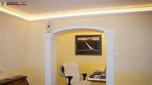 Stehlampe Indirektes Licht : stuckleisten aus styropor zur innenraumgestaltung stuckleisten hersteller ~ Whattoseeinmadrid.com Haus und Dekorationen