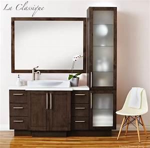 meuble salle de bain classique bois catodoncom With meuble salle de bain classique