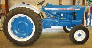 Ford 5000 Tractor Parts 67hp 5000 Replaced By The 70hp