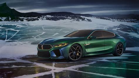 2018 BMW Concept M8 Gran Coupe 4K 2 Wallpaper   HD Car ...